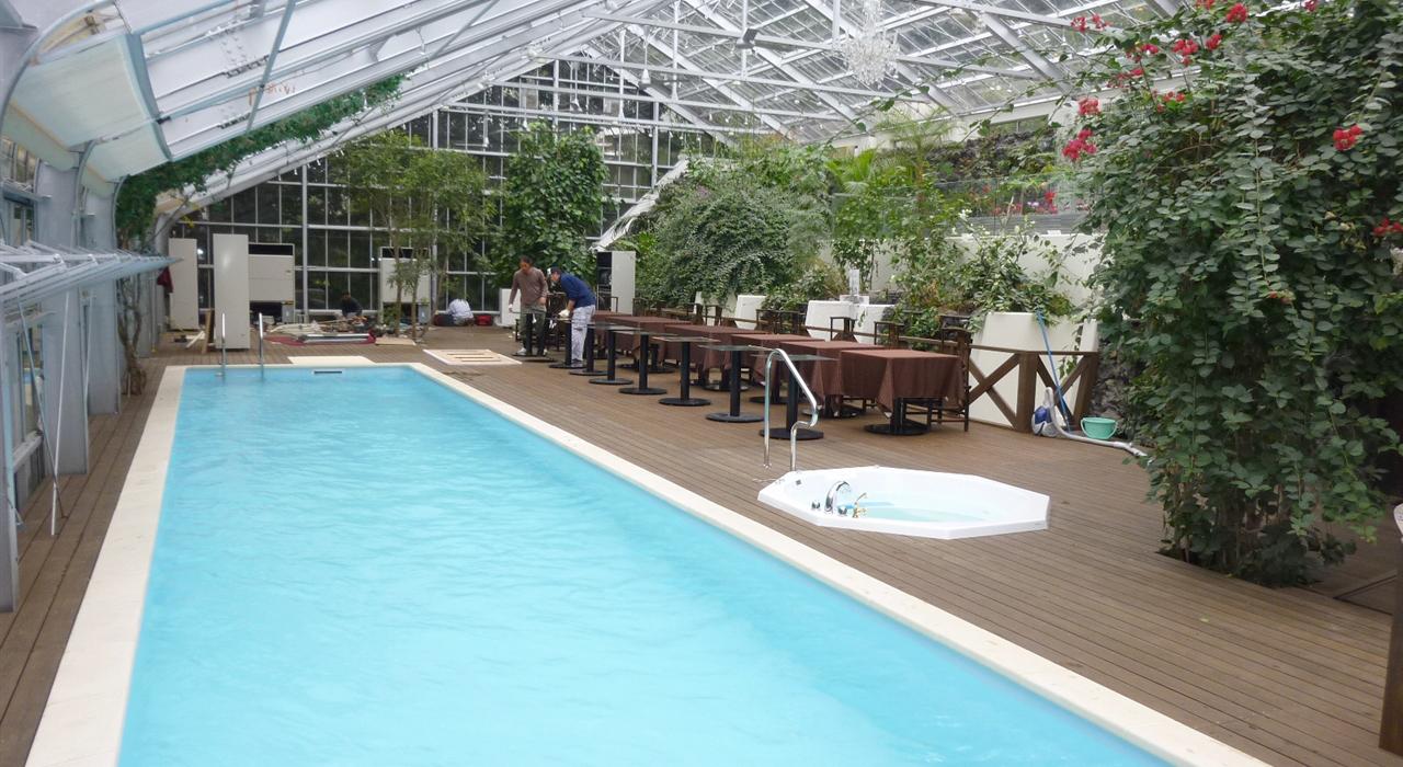 プールの施工・土木・造園・建築なら株式会社南伊豆造園土木